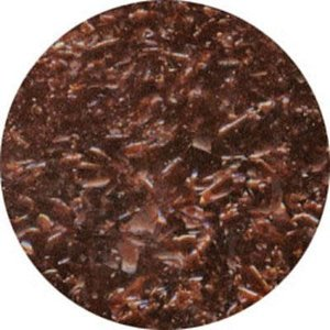 CK Products . CKP CK Brown Edible Glitter Flakes 1/4 oz