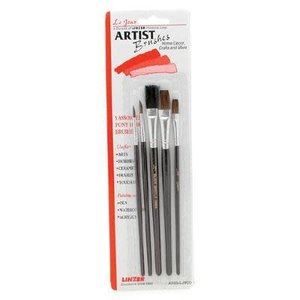 CK Products . CKP Hobby Brushes 5pk