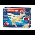 BOJEUX . BJX Matchitecture: Fokker Dr I Triplane (1050pcs)
