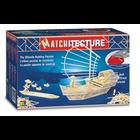 BOJEUX . BJX Matchitecture: Chinese Junk Boat (500pcs)