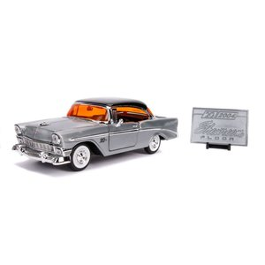 Jada Toys . JAD 1/24 Showroom Floor 1956 Chevy Bel Air 20th Anniversary