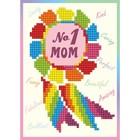 Diamond Dot . DDT Diamond Embroidery Facet Art Greeting Card Kit