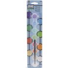 Plaid (crafts) . PLD Gallery Glass Paint Pot Set 8/Pkg Primary