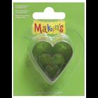 Makins . MAK Makin's Clay Cutters 3/Pkg Heart