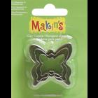 Makins . MAK Makin's Clay Cutters 3/Pkg Butterfly
