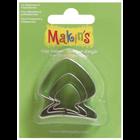 Makins . MAK Makin's Clay Cutters 3/Pkg Fish