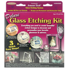 Armour Products (etch) . API Deluxe Glass Etching Kit