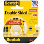 "3M Company . MMM Scotch Permanent Double-Sided Tape .75""X300"""