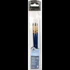 Royal (art supplies) . ROY Sable Value Pack Brush Set 3/Pkg