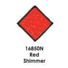 Plaid (crafts) . PLD Red Shimmer - Gallery Glass Window Color 2oz
