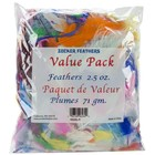 Zucker . ZUC Value Pack Feathers 2.5oz Assorted