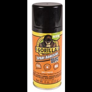 Gorilla Glue . GAG Gorilla Multipurpose Heavy Duty Spray 4oz 4oz