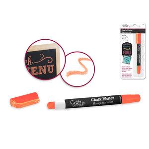 Craft Decor . CDC Chalk Writer (Chalk Pen) - Neon Orange
