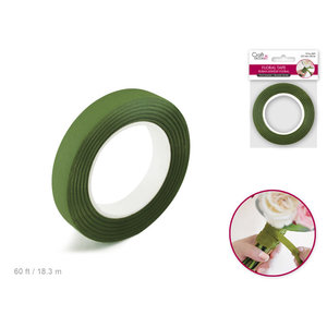 MultiCraft . MCI Floral Tape Stem Wrap - Moss Green