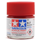 Tamiya America Inc. . TAM X-7 Red Acrylic 23ml