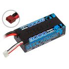 Associated Electrics . ASC Reedy WolfPack LiPo 3000mAh 30C 11.1V Shorty, with T-plug
