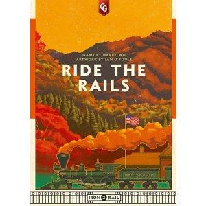 Capstone Games . CSG Ride the Rails