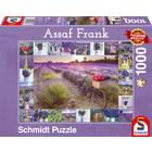 Schmidt Spiele . SSG The Scent of Lavender 1000pc Puzzle