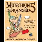 Steve Jackson Games . SJG Munchkin 5 De-Ranged