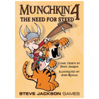 Steve Jackson Games . SJG Munchkin 4 Need For Steed