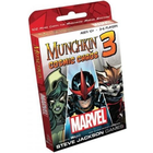USAopoly . USO Munchkin Marvel 3 Cosmic Chaos