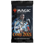 Wizards of the Coast . WOC Magic The Gathering: Core 2021 Booster Pack (15 Cards)