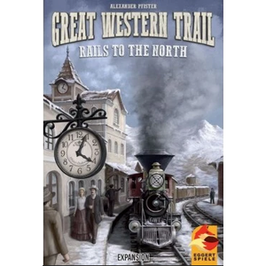 Plan B . PLB Great Western Trail: Rails to the North (ML)