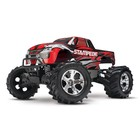 Traxxas Corp . TRA Traxxas Stampede 4X4 brushed Titan 12t motor and XL-5 ESC Red