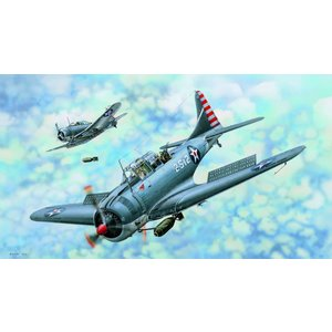 I Love Kits . ILK 1/18 SBD-3/4 Dauntless