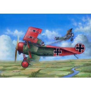 I Love Kits . ILK 1/24 Fokker Dr.I