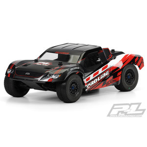 Pro Line Racing . PRO EVO SC Clear Body for SC