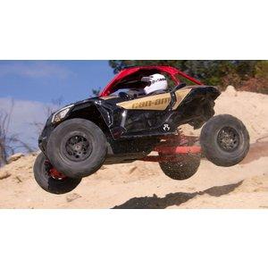 Axial . AXI 1/18 Yeti Jr. Can-Am Maverick 4WD Brushed RTR