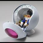 Bandai . BAN Figure-rise Mechanics Saiyan Space Pod, from Dragon Ball Z