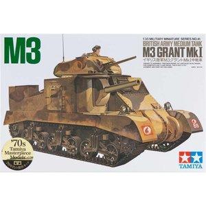 Tamiya America Inc. . TAM 1/35 British Mk 3 Grant Tank
