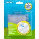 Perler (beads) PRL Perler Pegboards 4/Pkg Clear
