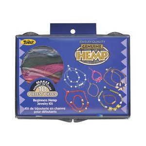 Toner . TON Beginners Hemp Jewelry Kit