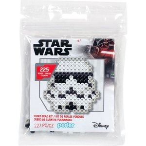 Perler (beads) PRL Fused Bead Trial Kit Star Wars Stormtrooper