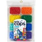 Perler (beads) PRL Primary - Perler Cap Bead Tray
