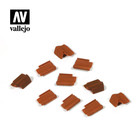 Vallejo Paints . VLJ Roof Tiles set