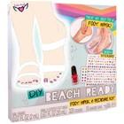 PM Hobbycraft's Own . PMO DIY Beach Ready Foot Mask & Pedicure Kit