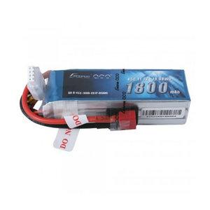 GENS ACE . GNA 11.1V 1800mAh 45C LiPo(Deans plug)