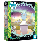 USAopoly . USO Rick and Morty - Shy Pooper 1000 pc Puzzle