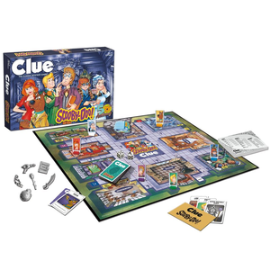 USAopoly . USO Clue: Scooby-Doo!