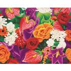 Craft Buddy . CBD Flowers - Crystal Art Kit (Large)