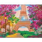 Crystal Art Kit . CAK Eiffel Tower - Crystal Art Kit (Large)