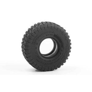 """RC 4WD . RC4 BFGoodrich Mud Terrain T/A KM2 1.55"""" Tires"""