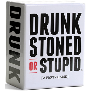 Drunk Stoned or Stupid . DSS Drunk Stoned or Stupid (a party game)
