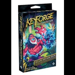 Fantasy Flight Games . FFG Keyforge: Mass Mutation: Archon Deluxe Deck