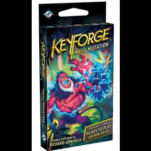 Fantasy Flight Games . FFG Keyforge: Mass Mutation: Archon Deck (36 Cards)
