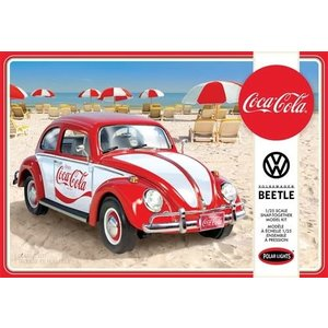 "Polar Lights . PLL 1/25 VW Beetle ""Coca-Cola"""